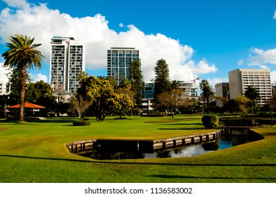 Queens Gardens - Perth - Australia