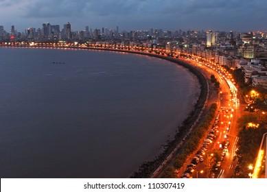 Queen's Necklace, Mumbai, India