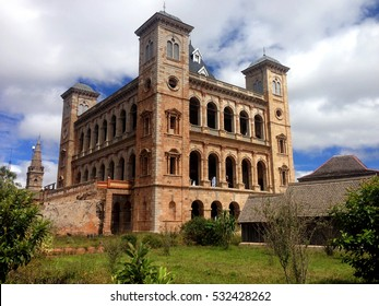 The Queen's Palace in Antananarivo, Madagascar