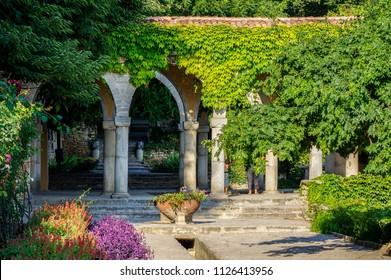 Queens tranquility - Queens garden, Balchik, Bulgaria, September 2016