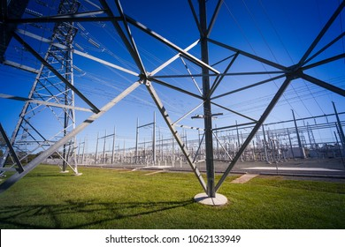 Queensland, Australia, Common Public Substations