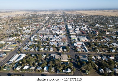 The Queensland town Roma.