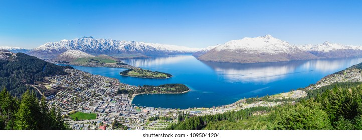 Queenstown in Winter
