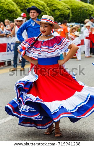 costa rican traditions