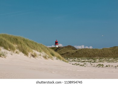 Quermarkenfeuer on the Island of Amrum