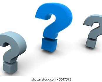 question. 3d