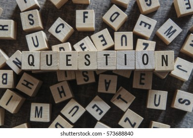 QUESTION word concept