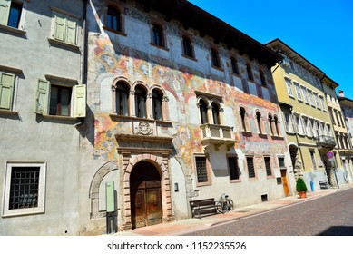 quetta Alberti colico palace -  Trento Italy