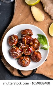 Quick and easy Party Meatballs also known as Cocktail Meatballs or Sticky Meatballs. Sweet and spicy meatballs are reday to eat.
