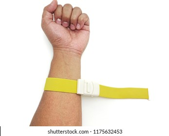 Quick elastic slow blood first aid, Bleeding tourniquet with Buckle, Emergency medical supplies with human arm