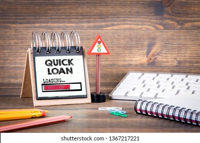 quick loan concept. fast money providence, business and finance services, timely payment, financial solution