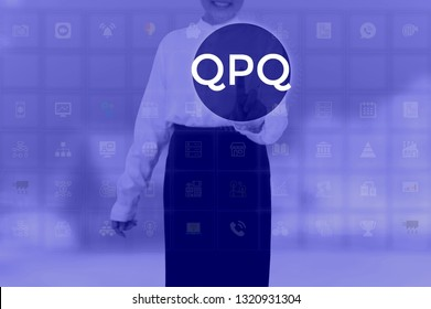 Quid Pro Quo mean exchange of goods or service - business concept