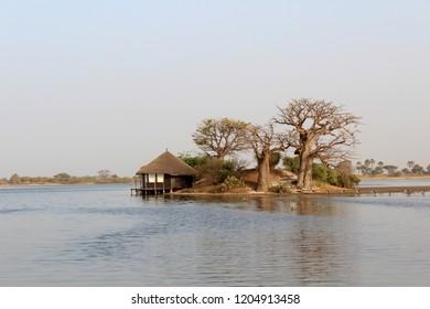 Quiet place in Senegal