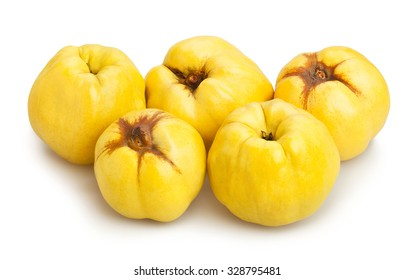 quinces isolated