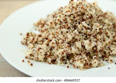Quinoa mixed