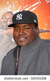 """Quinton Aaron at the Los Angeles Premiere of """"The Losers,"""" Chinese Theater, Hollywood, CA. 04-20-10"""