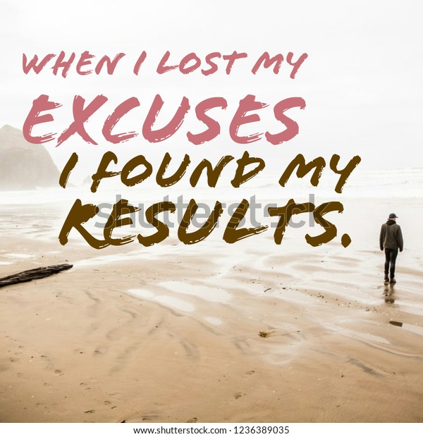 Quote Best Inspirational Motivational Quotes Saying Stock