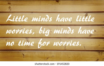 Quote by Ralph Waldo Emerson on wooden background
