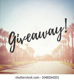 Quote - Giveaway
