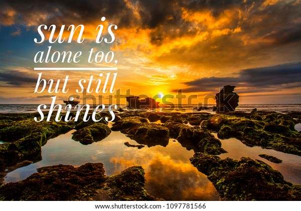 quotes motivation about loneliness royalty stock image