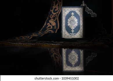 Quran - holy books of Muslims