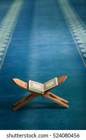 Quran - open for prayers