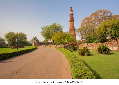 Qutub Minar, The tallest stone tower in the world (Delhi, India)