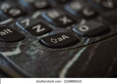 qwerty keypad close up photography