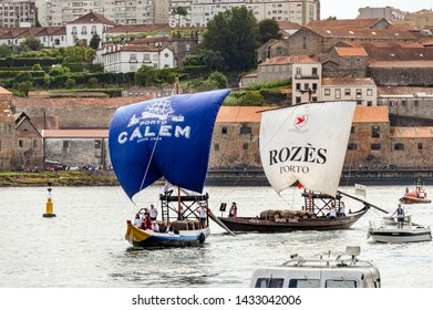 The Rabelo boat racing is one of the most colorful and popular events of the Port Wine Confraternity, where the Rabelo boats of the brands of port wine sail on a race for the 1st place.