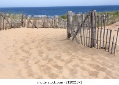 Race Point beach, Provincetown, Massachusetts on Cape Cod