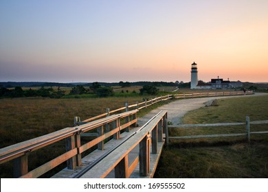 Race Point Light is a historic lighthouse on Cape Cod, Massachusetts