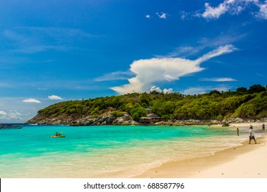 Racha Yai Island , Racha Island , Sea Puket