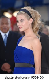 """Rachael Taylor at the Los Angeles premiere of her new movie """"Transformers"""". June 28, 2007  Los Angeles, CA Picture: Paul Smith / Featureflash"""