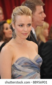 Rachel McAdams at the 82nd Annual Academy Awards at the Kodak Theatre, Hollywood. March 7, 2010  Los Angeles, CA Picture: Paul Smith / Featureflash