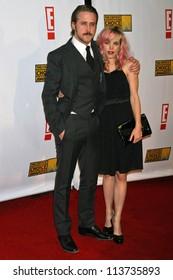 Rachel McAdams and Ryan Gosling at the 12th Annual Critics' Choice Awards. Santa Monica Civic Auditorium, Santa Monica, CA. 01-12-07