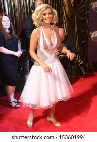 Rachel Riley arriving for Strictly Come Dancing red carpet launch event held at Elstree studios, London. 03/09/2013