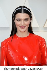 Rachel Weisz at the 91st Annual Academy Awards held at the Hollywood and Highland in Los Angeles, USA on February 24, 2019.