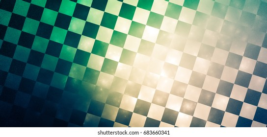 Racing abstract background. It contains elements of the checkered flag, suitable for design of the categories of speed, rally, sports. Race texture