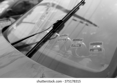 Racing car exterior