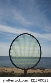 Racket against the sky and sea