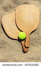 rackets summer beach