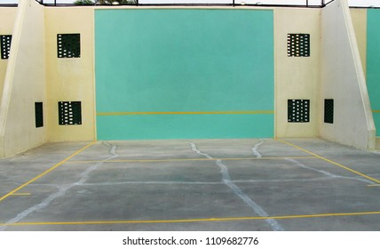 Racquetball and Handball Court