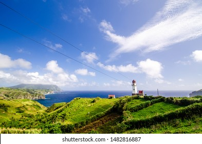 Racuh A Payaman – Marlboro country Lighthouse. Batanes' Marlboro Hills, the cattles, the sea - a very relaxing view.