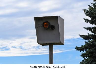 Radar, speed cameras,
