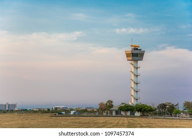 Radar tower airport communication