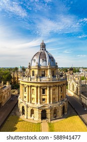 Radcliffe Camera, Bodleian Library, Oxford University, Oxford, Oxfordshire, England, United Kingdom
