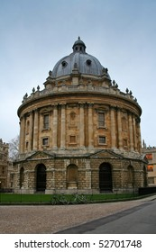 The Radcliffe Camera in the University of Oxford