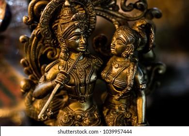 Radha and Krishna Love