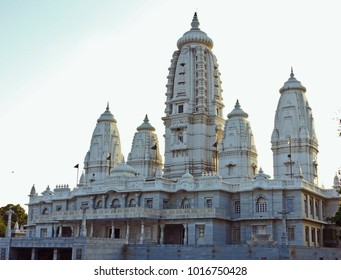 Radha krishna temple at kanpur.