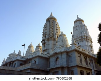 Radha Krishna Temple situated in kanpur , uttar pradesh.